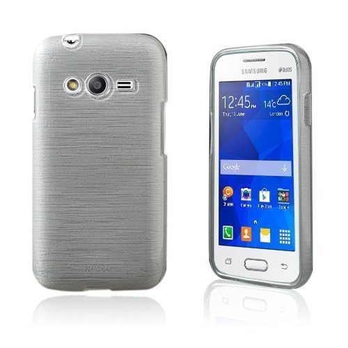 Bremer Samsung Galaxy Ace Nxt Suojakuori Valkoinen