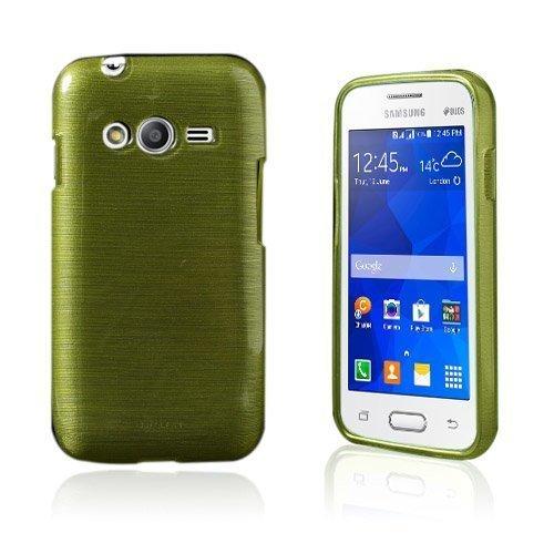 Bremer Samsung Galaxy Ace Nxt Suojakuori Vihreä