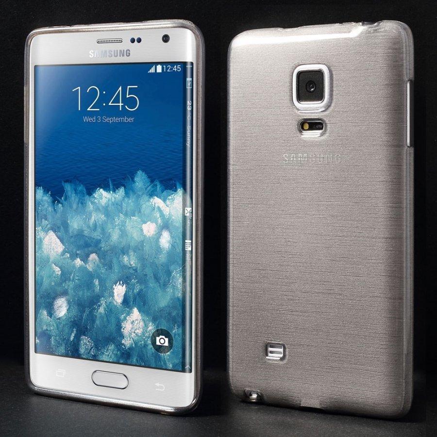 Bremer Samsung Galaxy Note Edge N915 Kuoret Harmaa