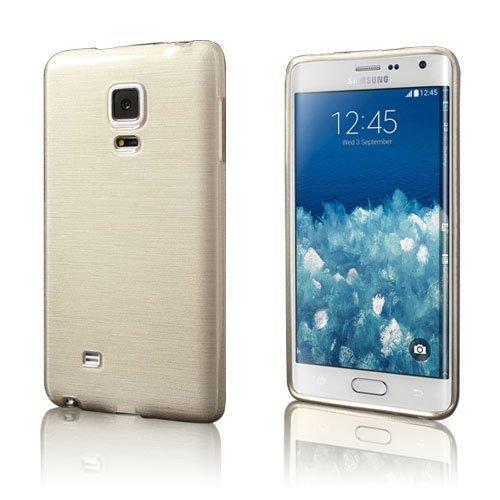 Bremer Samsung Galaxy Note Edge N915 Kuoret Kullankeltainen
