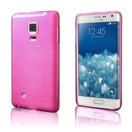 Bremer Samsung Galaxy Note Edge N915 Kuoret Kuuma Pinkki