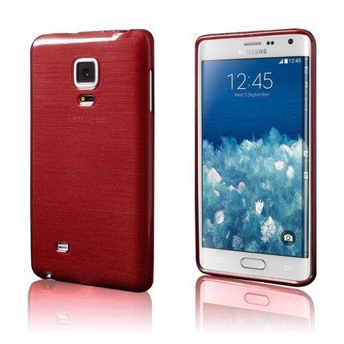 Bremer Samsung Galaxy Note Edge N915 Kuoret Punainen