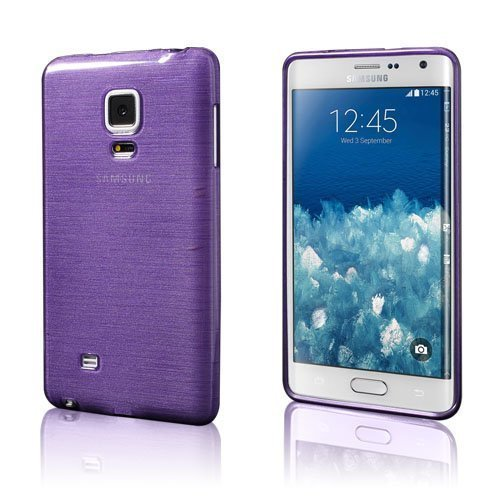 Bremer Samsung Galaxy Note Edge N915 Kuoret Violetti