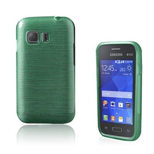 Bremer Samsung Galaxy Young 2 Suojakuori Turkoosi