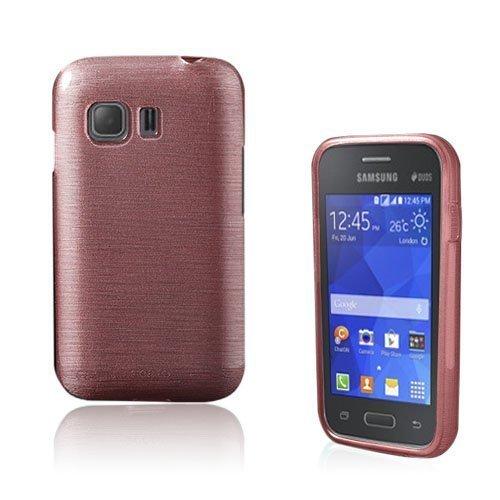 Bremer Samsung Galaxy Young 2 Suojakuori Vaaleanpunainen