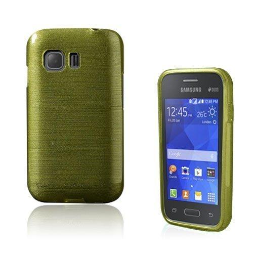 Bremer Samsung Galaxy Young 2 Suojakuori Vihreä