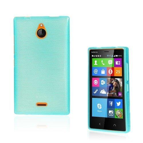 Bremer Sininen Nokia X2 Suojakuori