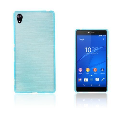 Bremer Sony Xperia Z3+ Suojakuori Sininen