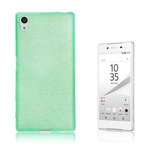 Bremer Sony Xperia Z5 Kuori Cyan