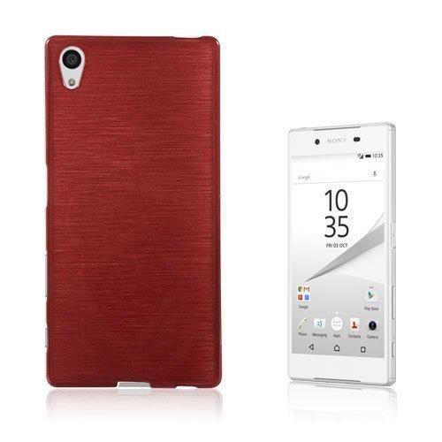 Bremer Sony Xperia Z5 Kuori Punainen