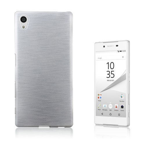 Bremer Sony Xperia Z5 Kuori Valkoinen