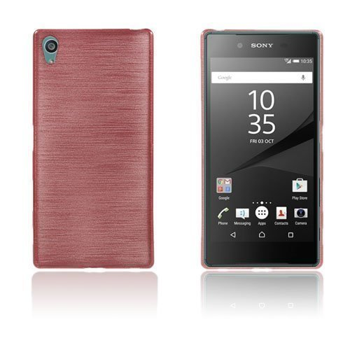 Bremer Sony Xperia Z5 Premium Kuori Pinkki