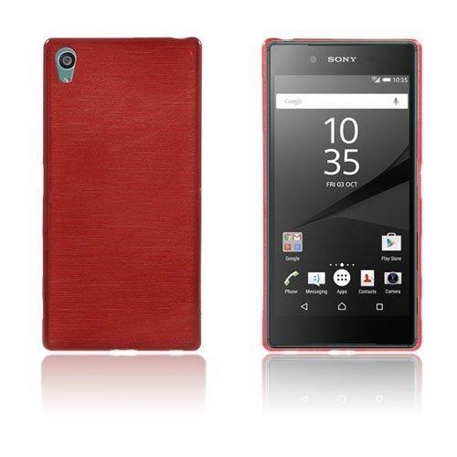 Bremer Sony Xperia Z5 Premium Kuori Punainen