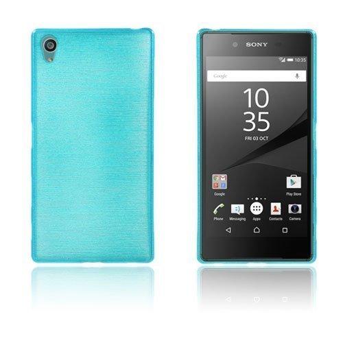 Bremer Sony Xperia Z5 Premium Kuori Sininen