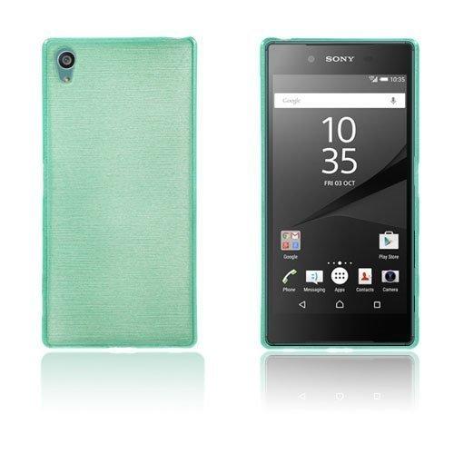 Bremer Sony Xperia Z5 Premium Kuori Syaani