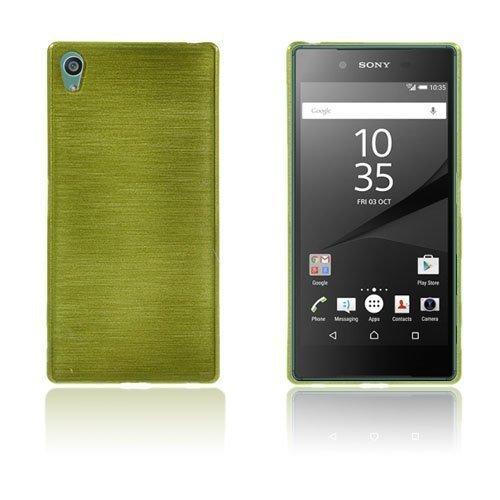 Bremer Sony Xperia Z5 Premium Kuori Vihreä