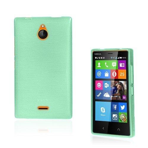 Bremer Turkoosi Nokia X2 Suojakuori
