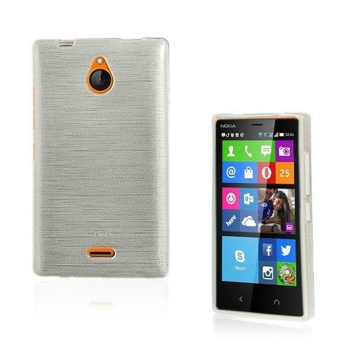 Bremer Valkoinen Nokia X2 Suojakuori