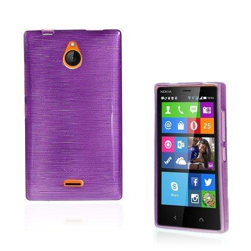 Bremer Violetti Nokia X2 Suojakuori