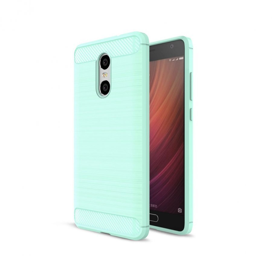 Bremer Xiaomi Redmi Pro Joustava Hiilikuitu Muovikuori Syaani