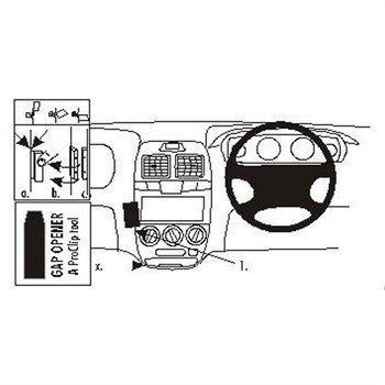 Brodit 652767 ProClip Hyundai Accent 00-05
