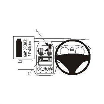 Brodit 653747 ProClip Hyundai Getz 06-10