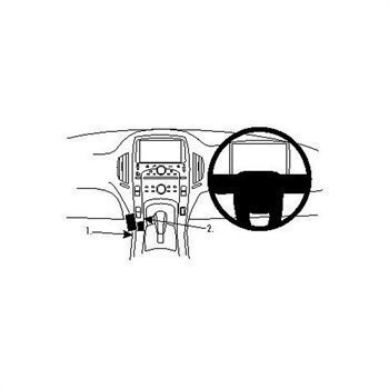 Brodit 654664 ProClip Holden Volt 11-14
