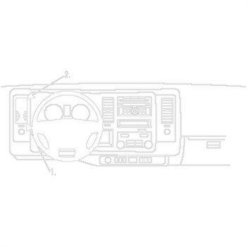 Brodit 804666 ProClip Nissan NV 12-16