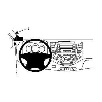 Brodit 804811 ProClip Toyota HiLux 12-16