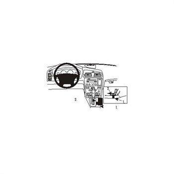Brodit 832820 ProClip Volvo V70 N 00-04