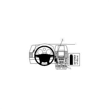 Brodit 854004 ProClip Land Rover Freelander 2 07-13