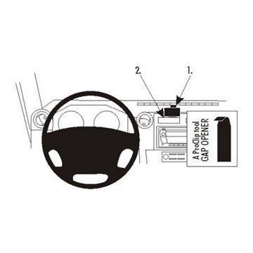Brodit 854467 ProClip Toyota LandCruiser 70 08-16