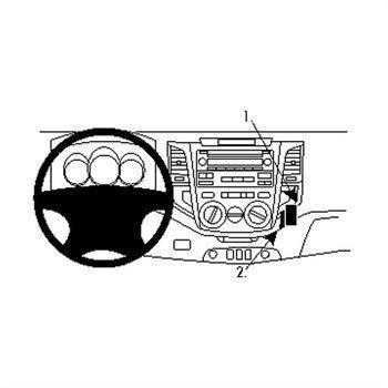 Brodit 854746 ProClip Toyota HiLux 12-15