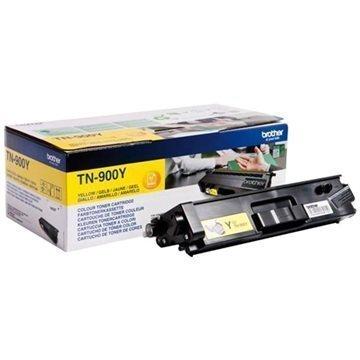 Brother TN-900Y Värikasetti Keltainen