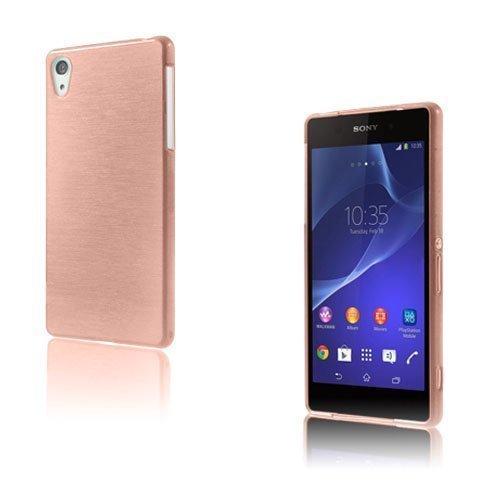 Brush Pinkki Sony Xperia Z2 Suojakuori