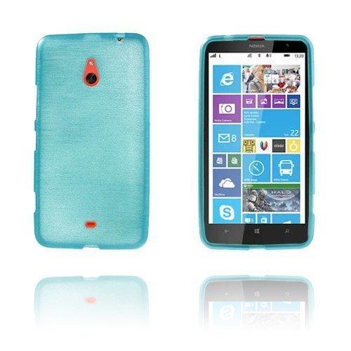 Brush Sininen Nokia Lumia 1320 Suoja