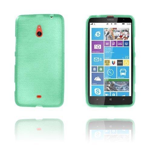 Brush Turkoosi Nokia Lumia 1320 Suoja