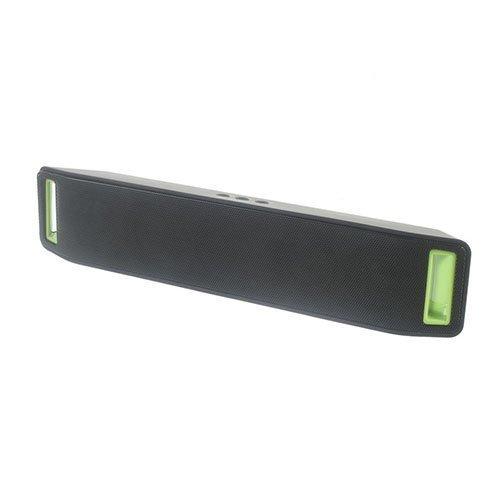 Bt-18 Bluetooth 2.1 Kaiutin Mikrofonilla & Tf Card / Aux Syöttö Musta