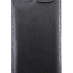 Bugatti FlipCover Leather iPhone5 Black