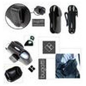 Bugatti Leather Comfort Case