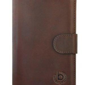 Bugatti Open BookCase Galaxy S3 Brown