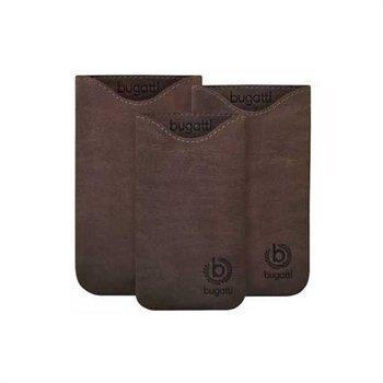 Bugatti Skinny Leather Case 07903 Umber