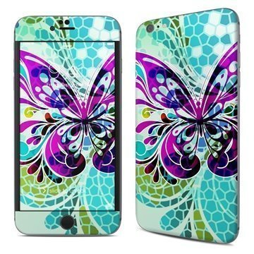 Butterfly Glass iPhone 6 Plus / 6S Plus Skin