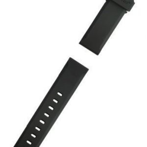 COOKOO Watchband only singlepack Black
