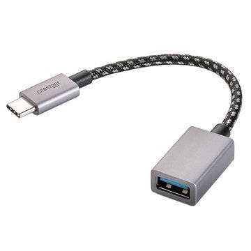 Cabstone USB 3.0 / USB C-tyypin Sovitinjohto
