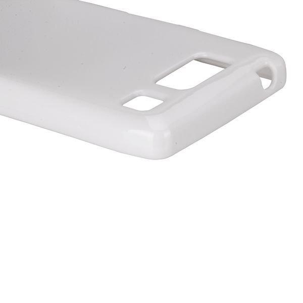 Candy Colorz Valkoinen Motorola Droid Razr Maxx Hd Silikonikuori