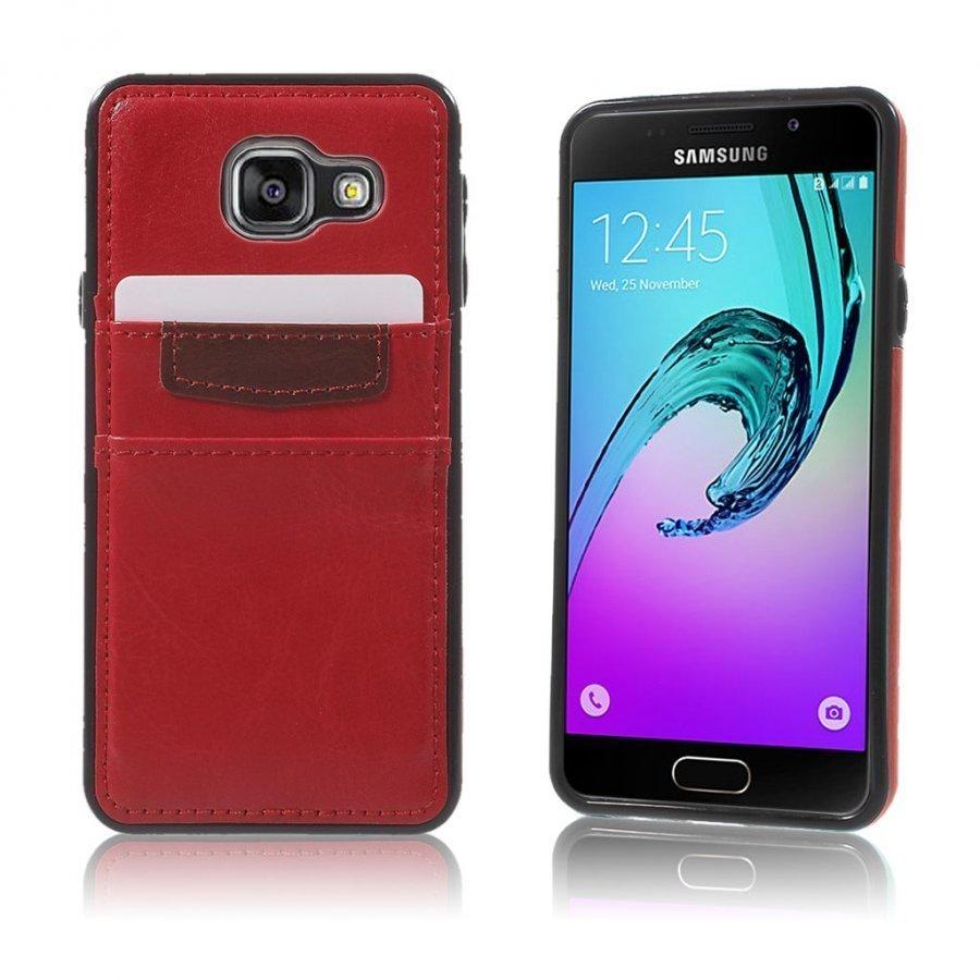 Cangaroo Samsung Galaxy A3 2016 Kuori Punainen