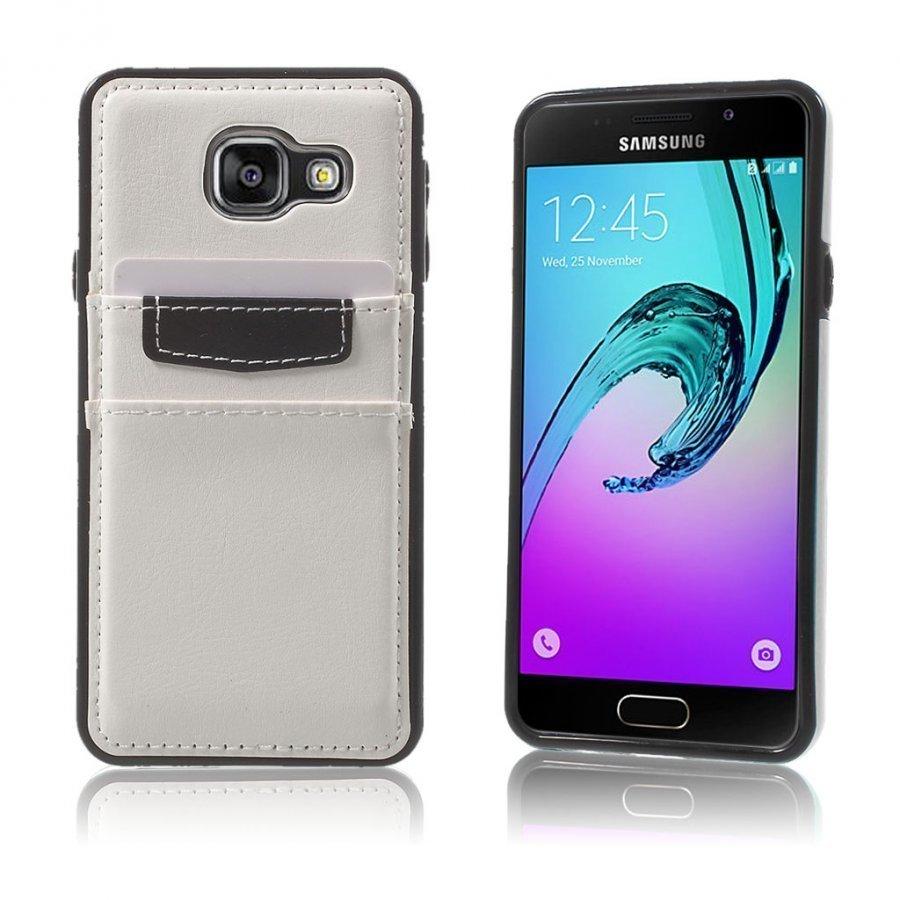 Cangaroo Samsung Galaxy A3 2016 Kuori Valkoinen