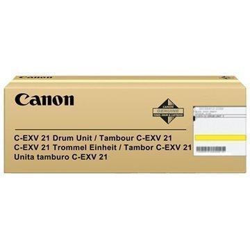 Canon C-EXV 21 Rumpuyksikkö iRC2380i iRC2880 iRC2880i iRC3080 Keltainen