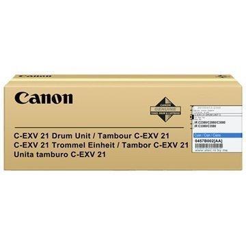 Canon C-EXV 21 Rumpuyksikkö iRC2380i iRC2880 iRC2880i iRC3080 Syaani